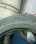 Резина Bridgestone, зимняя резина на ауди ку7, Санкт-Петербург