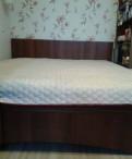 Продам кровать (без матраса) б.у, Сосновый Бор
