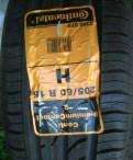 Зимняя резина форд фокус 2 р 16 205\/55, колесо Continental, Санкт-Петербург