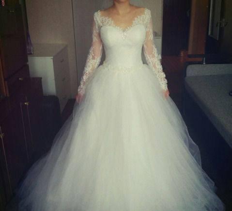 Фасоны вечерних платьев для девушек, свадебное платье