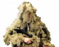 Костюм маскировочный для охоты mil-tec листья