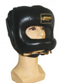 Шлем для бокса атака boxing с защитным бампером, Рахья