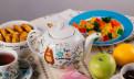 Чайный сервиз (фарфор), Синявино