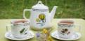 Чайный сервиз (фарфор)