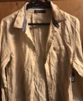 Рубашка льняная, модные мужские рубашки с коротким рукавом, Санкт-Петербург