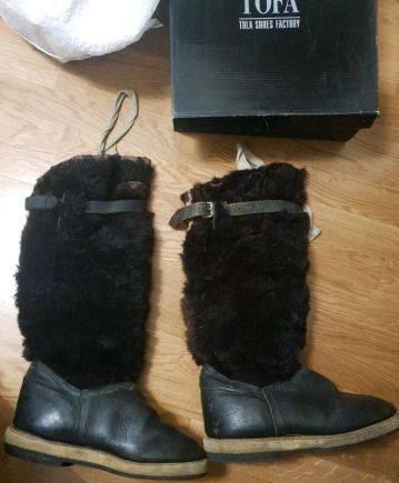Зимние кроссовки adidas мужские с мехом, сапоги унты