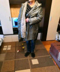 Куртка на натуральном меху, магазин верхней одежды для мужчин фрателли, Коммунар