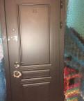 Дверь металлическая Бастион призма