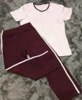 Костюм домашний(пижама), модная одежда для мамы и сына