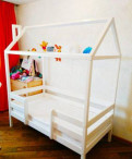 Детская кровать домик, Толмачево