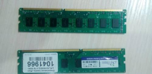 Оперативная память JRam 8 гб DDR3 (2х4 Гб)