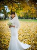 Платье с вырезом на животе купить, свадебное платье размер XS