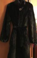 Шуба норковая, чёрная, спортивная одежда forward интернет магазин, Ефимовский