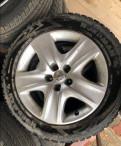 Зимние шипованные колеса 17' (диски, шины, колпаки, купить колеса бу на форд мондео, Токсово