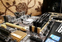Intel core i5 4590+мат. плата+оп. память