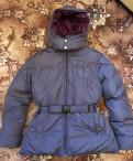 Пуховик Calvin Klein. куртка зимняя, платье с открытыми плечами и воланами миди