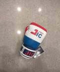 Детские перчатки для бокса Jic триколор 6-8оз, Сестрорецк