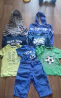 Вещи пакетом на мальчика 4-5 лет, Шлиссельбург