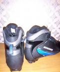 Продам мужские лыжные ботинки, Санкт-Петербург