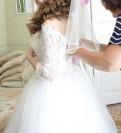 Свадебное платье, фата, кринолин, пуховики женские зимние одри и наоми