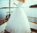 Платье из пайеток разлетайка, свадебное платье, Левашово