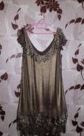 Вязаное платье с коротким рукавом купить, платье, Гатчина