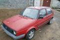 Volkswagen Golf, 1988, купить митсубиси минивэн бу, Сертолово