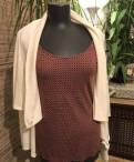 Платье в стиле 50-х с пышной юбкой купить, кардиган с вшитой блузой, Новое Девяткино