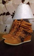 Женские зимние сапоги из натуральной кожи с натуральным мехом купить, сникерсы, Гатчина