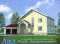 Проектирование и строительство коттеджей, готовые проекты домов