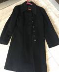 Пальто кашемир р-р 46, одежда для мма демикс