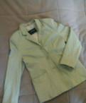 Новая кожаная куртка Vista Italy, женская рубашка цветочный принт