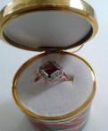 Золотое кольцо с гранатом, Форносово