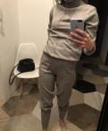 Костюм вязаный новый кашемир, горнолыжная одежда мужская недорого, Лаголово
