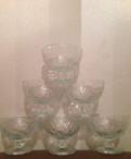 Креманки стеклянная
