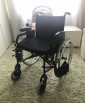 Инвалидное Кресло-коляска (вид нового)