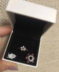 Кольцо и шармы Pandora, Любань