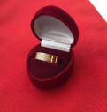 Золотое кольцо с бриллиантами, Красный Бор