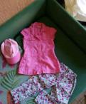 Пакет вещей на девочку 98-104, Коммунар