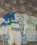 Детские вещи пакетом от 0 до 6 месяцев, Сланцы