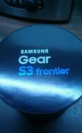 Часы SAMSUNG Gear S3 Frontier black, Санкт-Петербург