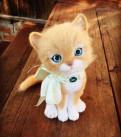 Валяные игрушки Кот Котик