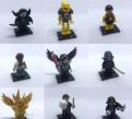 Lego minifigures, Глебычево