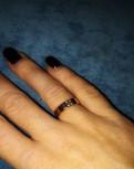Кольцо с бриллиянтами, Приморск