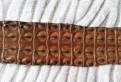 Ремень из крокодила, Сертолово