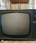 Чернобелый телевизор Кварц 306