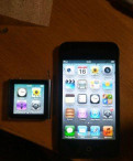 Плеер iPod touch4, iPod nano 8gb, Лесколово