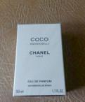 Chanel coco mademoiselle шанель мадмуазель