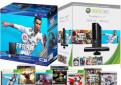 Новые PS3 и Xbox 360 + Сотни игр в комплекте