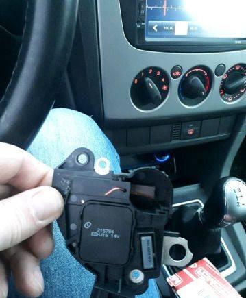 Щётки на генератор форд фокус 2, тормозные колодки на опель корса 1.2